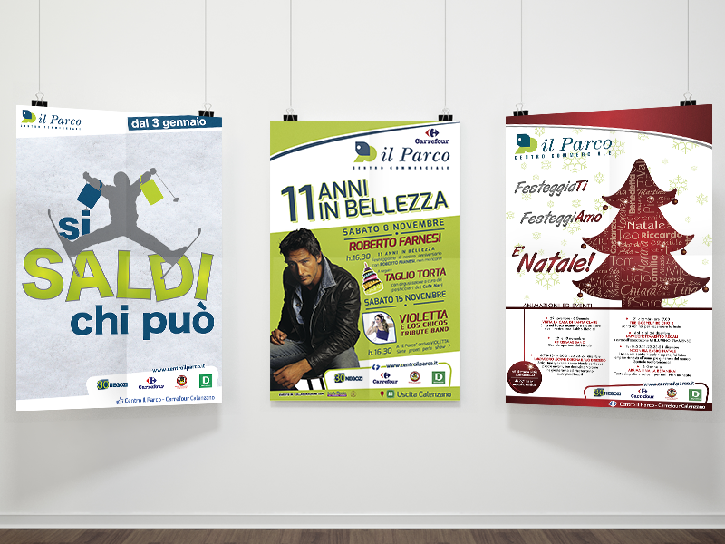 Posters - Carrefour